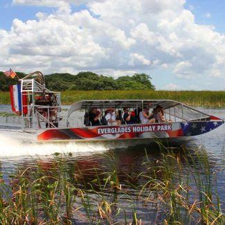 Big Bus Experiencia de los Everglades
