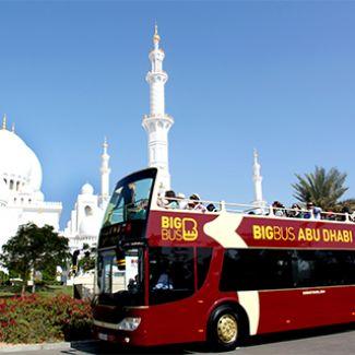 Muscat & Abu Dhabi Combo
