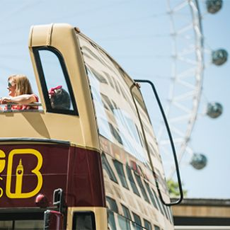 Classic-Ticket plus London Eye - Fast-Track-Eintritt