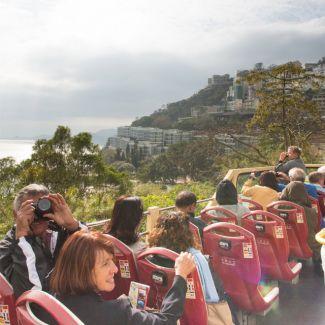 香港仔和赤柱遊 + 舢舨遊之旅