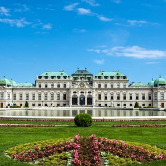 Premium-Ticket + Schloss Belvedere