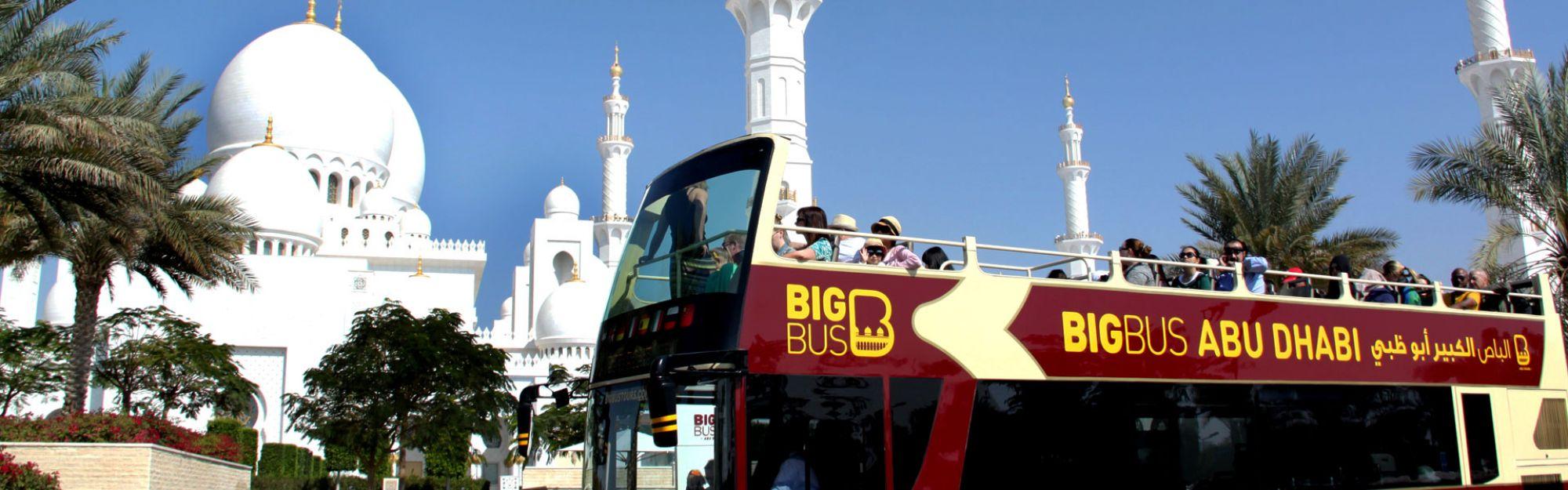 Abu Dhabi Deluxe-Ticket