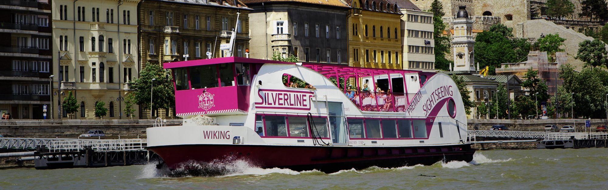 Budapest Silverline Cruises