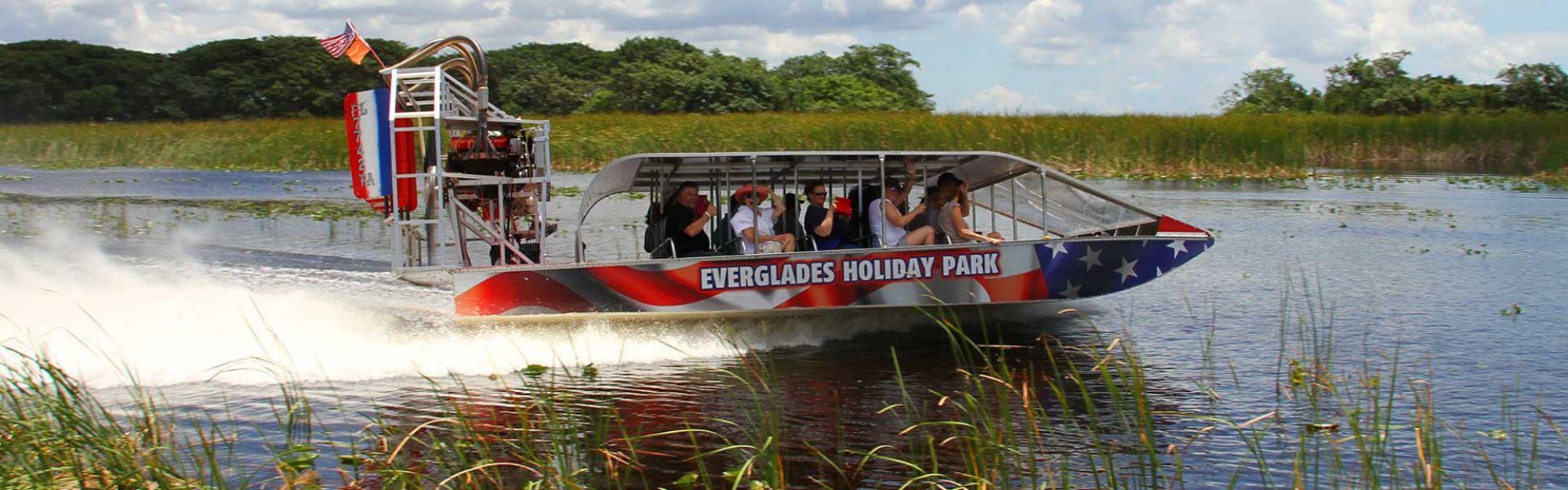 Miami Big Bus Experiencia de los Everglades