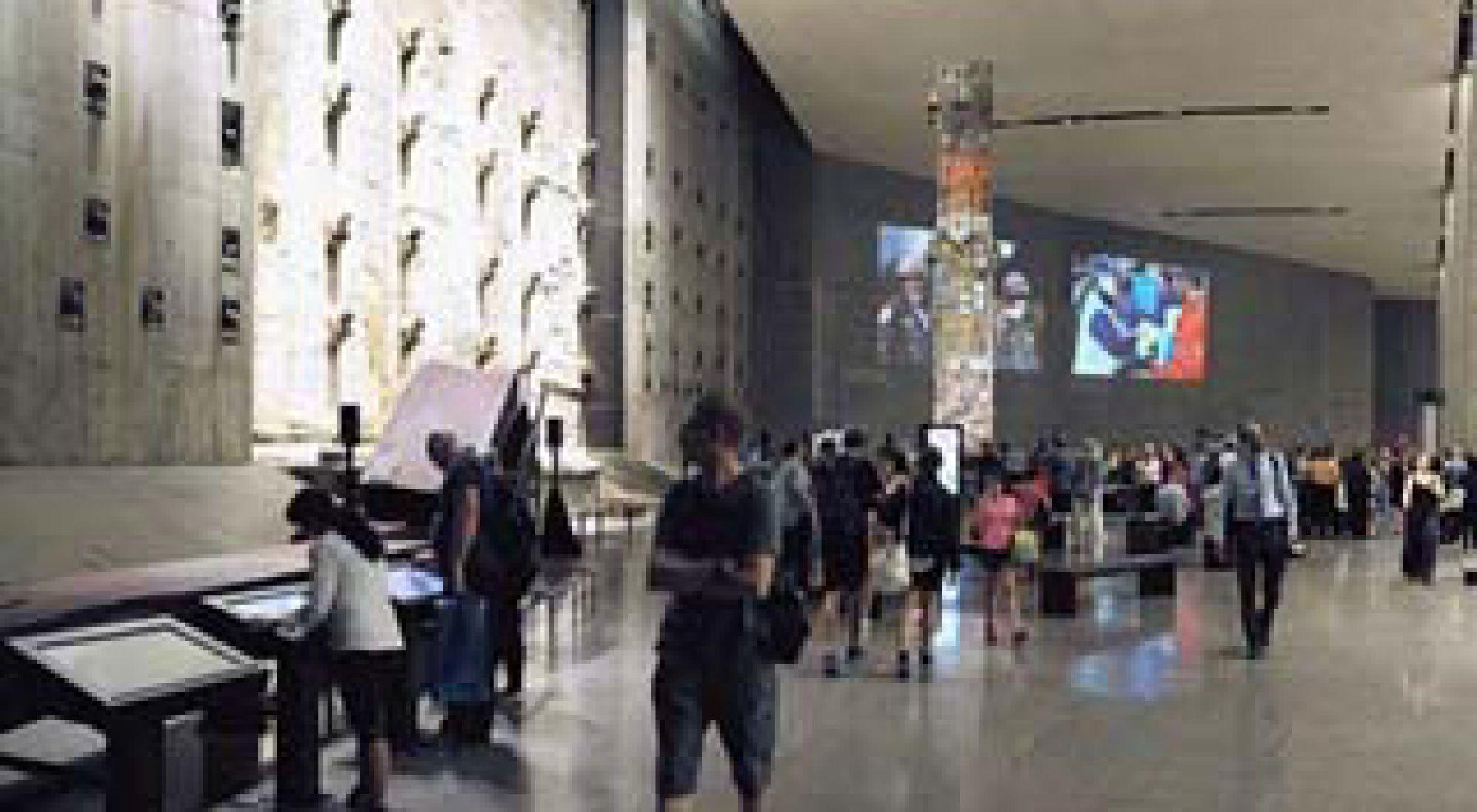 New York 9/11 Memorial & Museum
