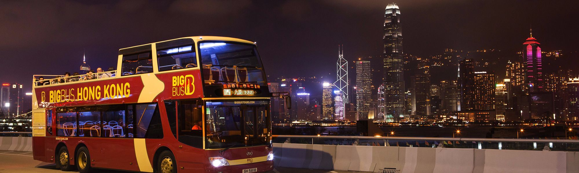 Hong Kong Night Tour