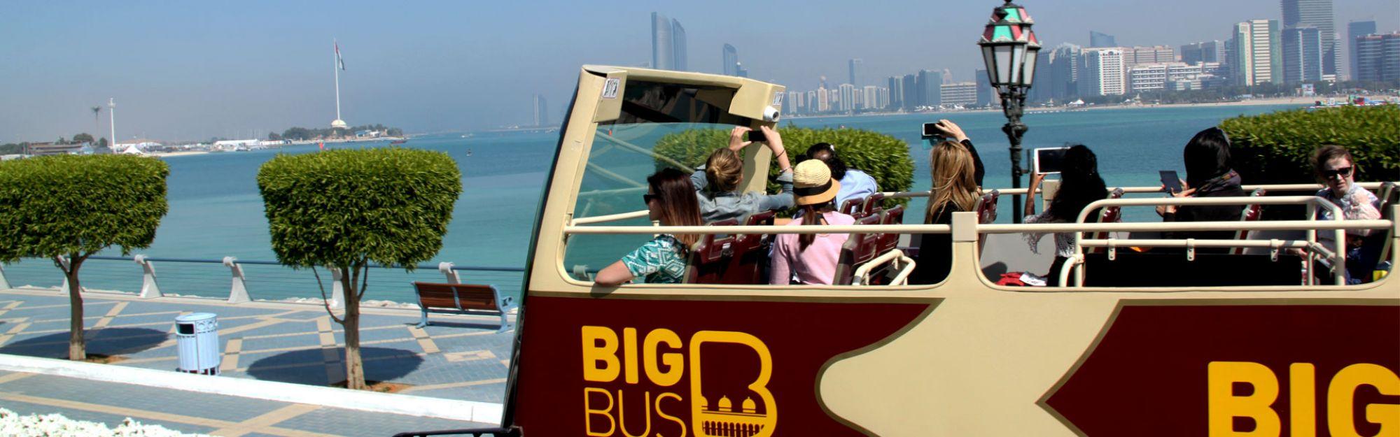 Abu Dhabi Premium-Ticket