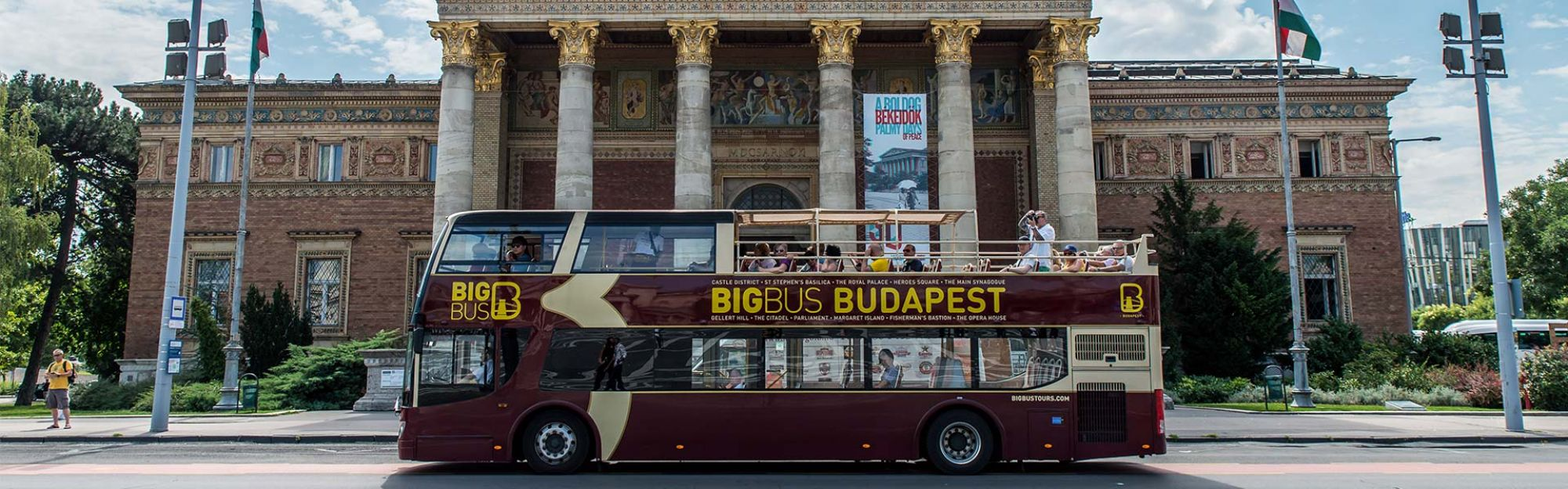 Budapest Deluxe Ticket