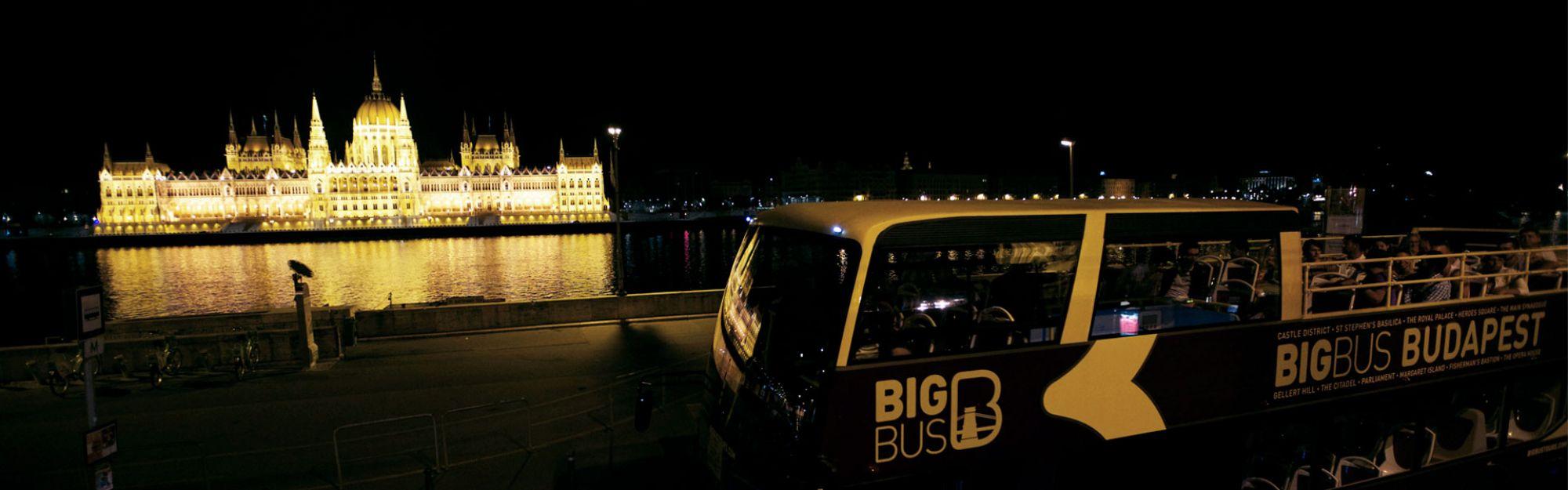 Budapest Night Tour