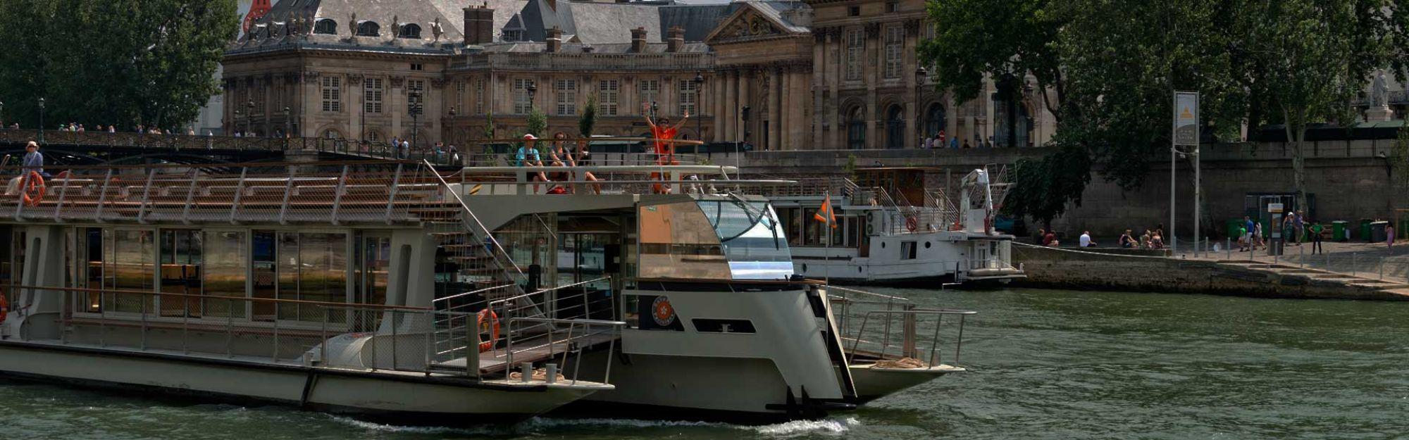 Paris Classic-Ticket + Bootsfahrt