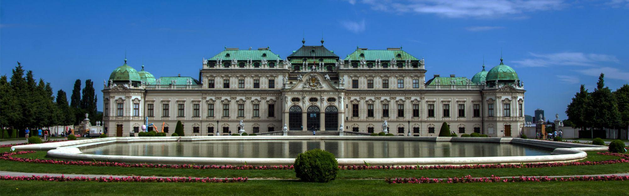 Wien Premium-Ticket + Schloss Belvedere