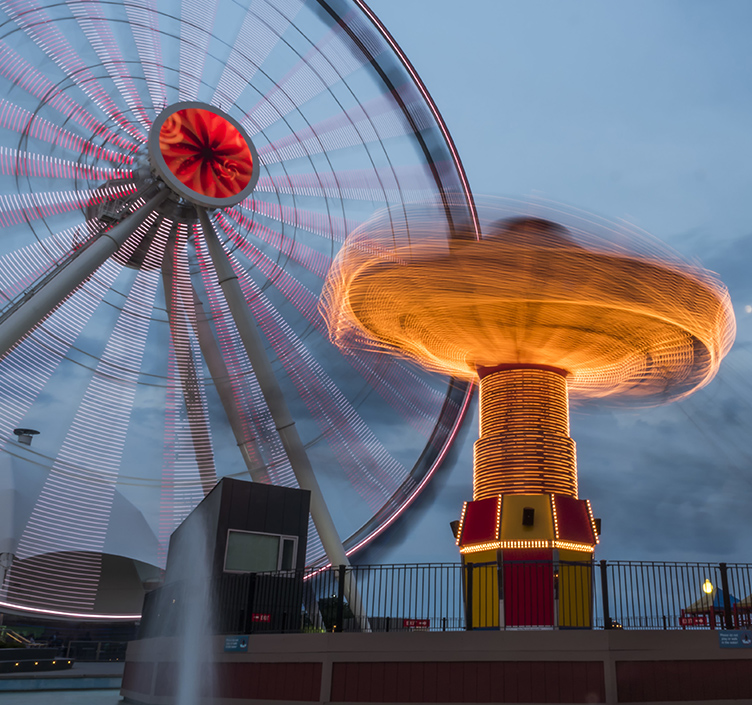 Navy Pier attractions, Chicaho