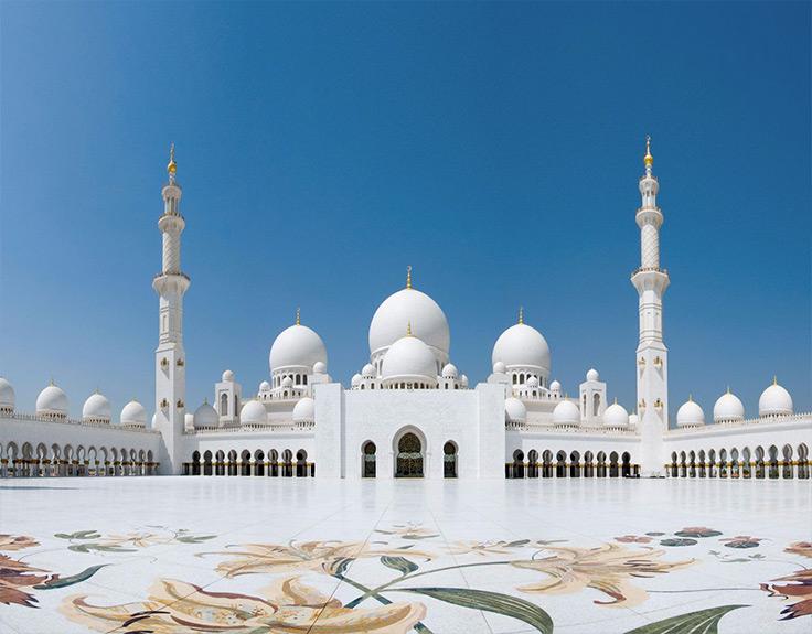 Der Louvre Abu Dhabi