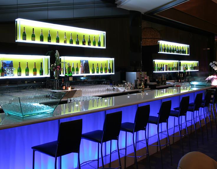 Bar in LA