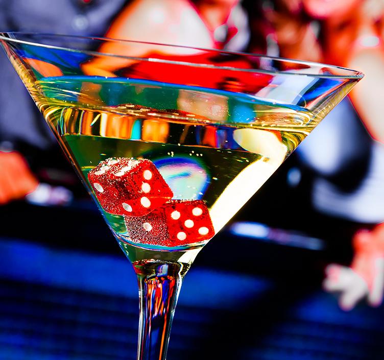 Las Vegas drinks