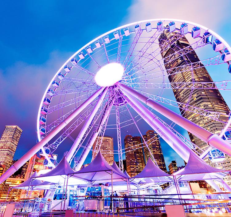 Hong Kong sights