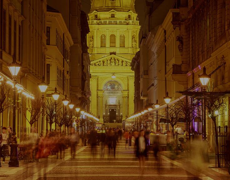 Éjszakai élet Budapesten
