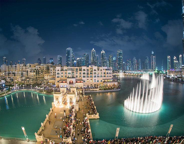 3 Tage in Dubai