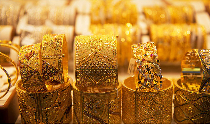 Gold-Souk in Dubai