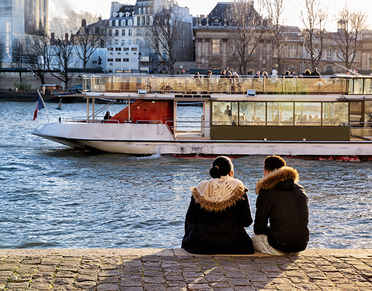 Renommierte Teehäuser in Paris