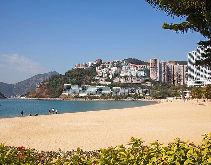 香港的夏季