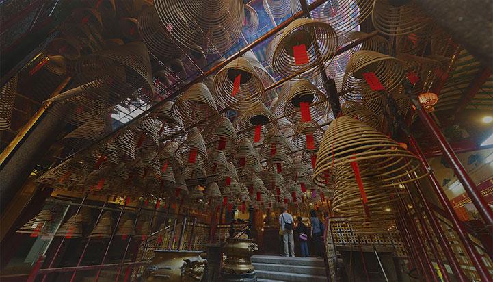 香港文武庙