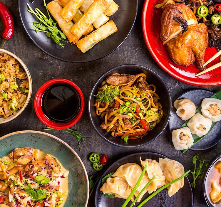 香港的食物