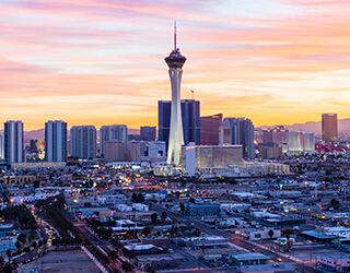 Stratosphere Skyline in Las Vegas