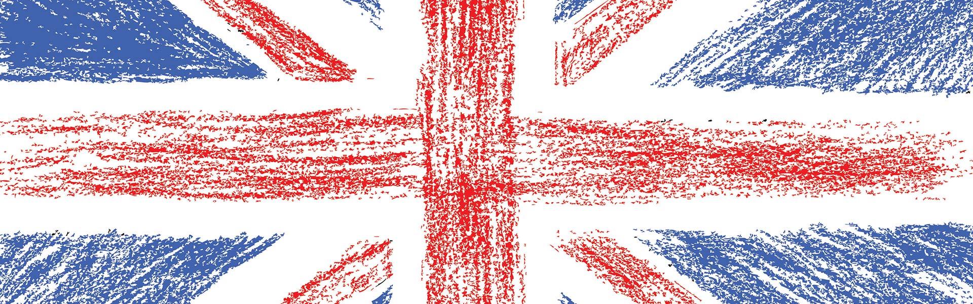 Union Jack Flagge