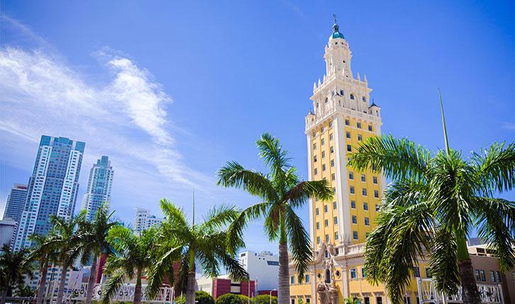 La Torre de la Libertad de Miami