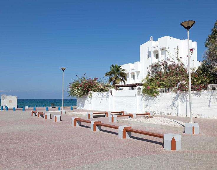 Al Shatti in Muscat