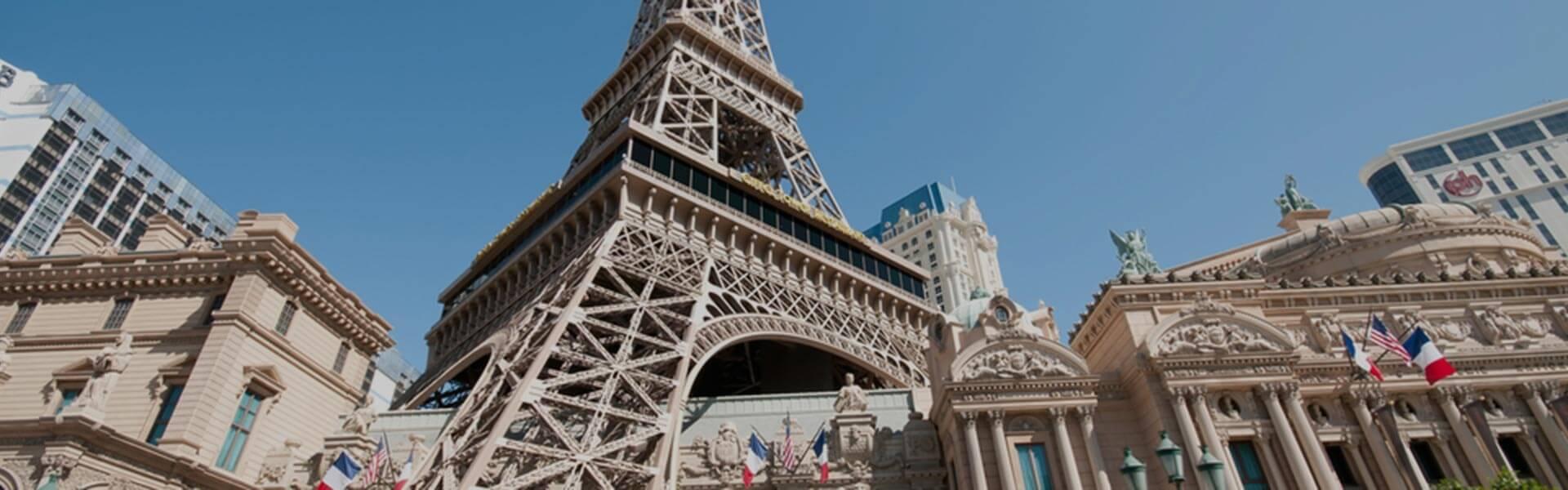 The Paris Hotel Las Vegas Attractions Big Bus Tours