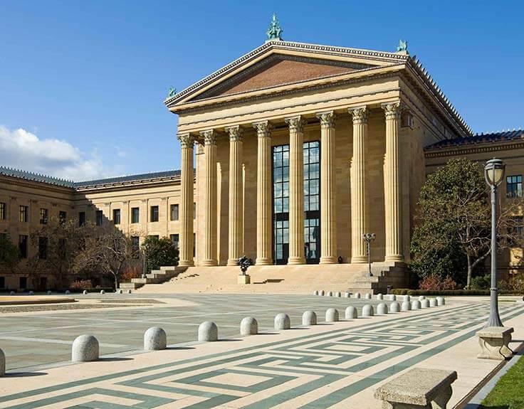 Philadelphia Museum of Art in Philadelphia