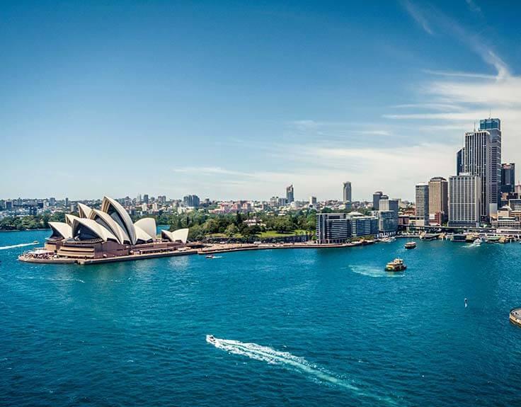 Sydney Opera House in Sydney