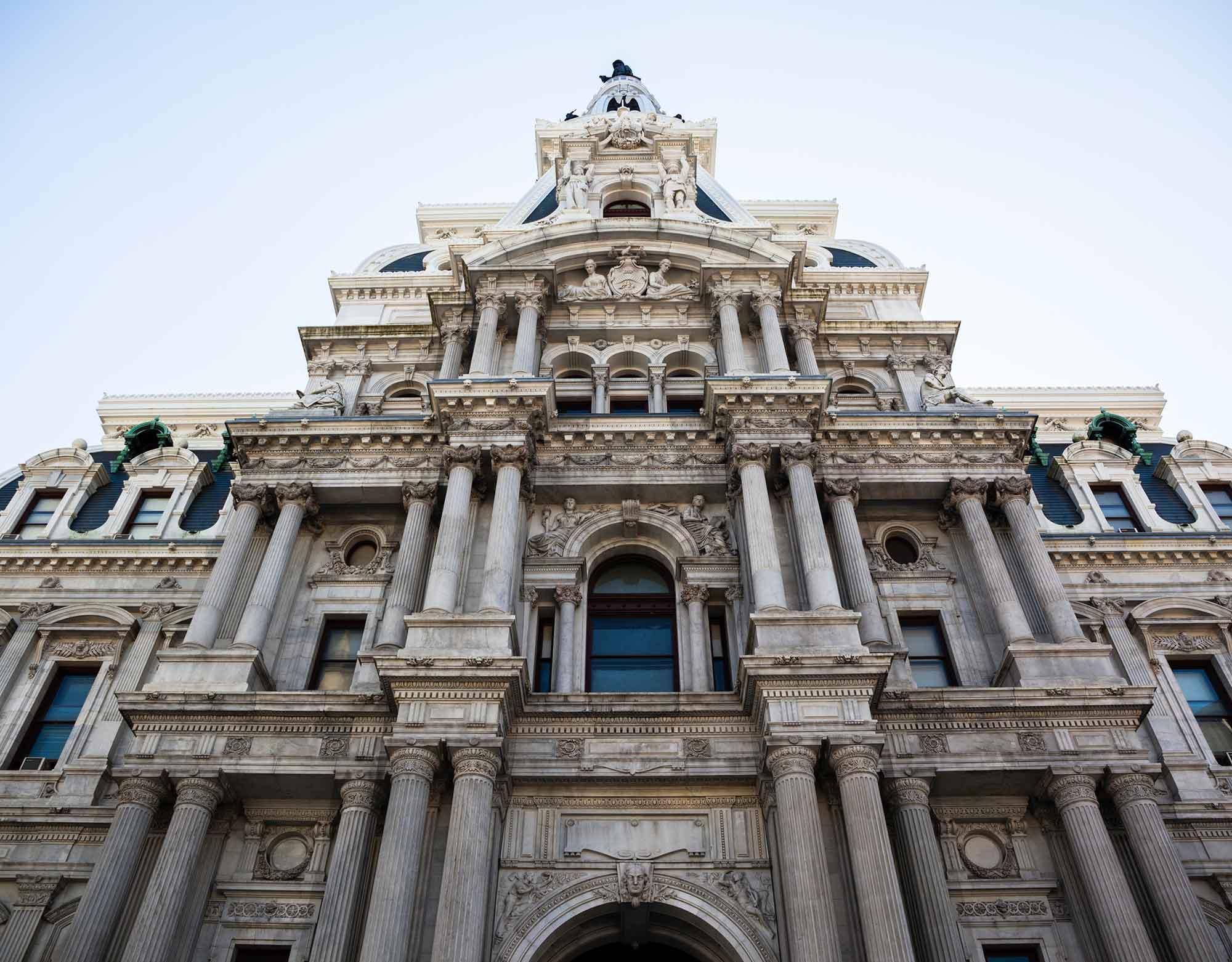 City Hall in Philadelphia