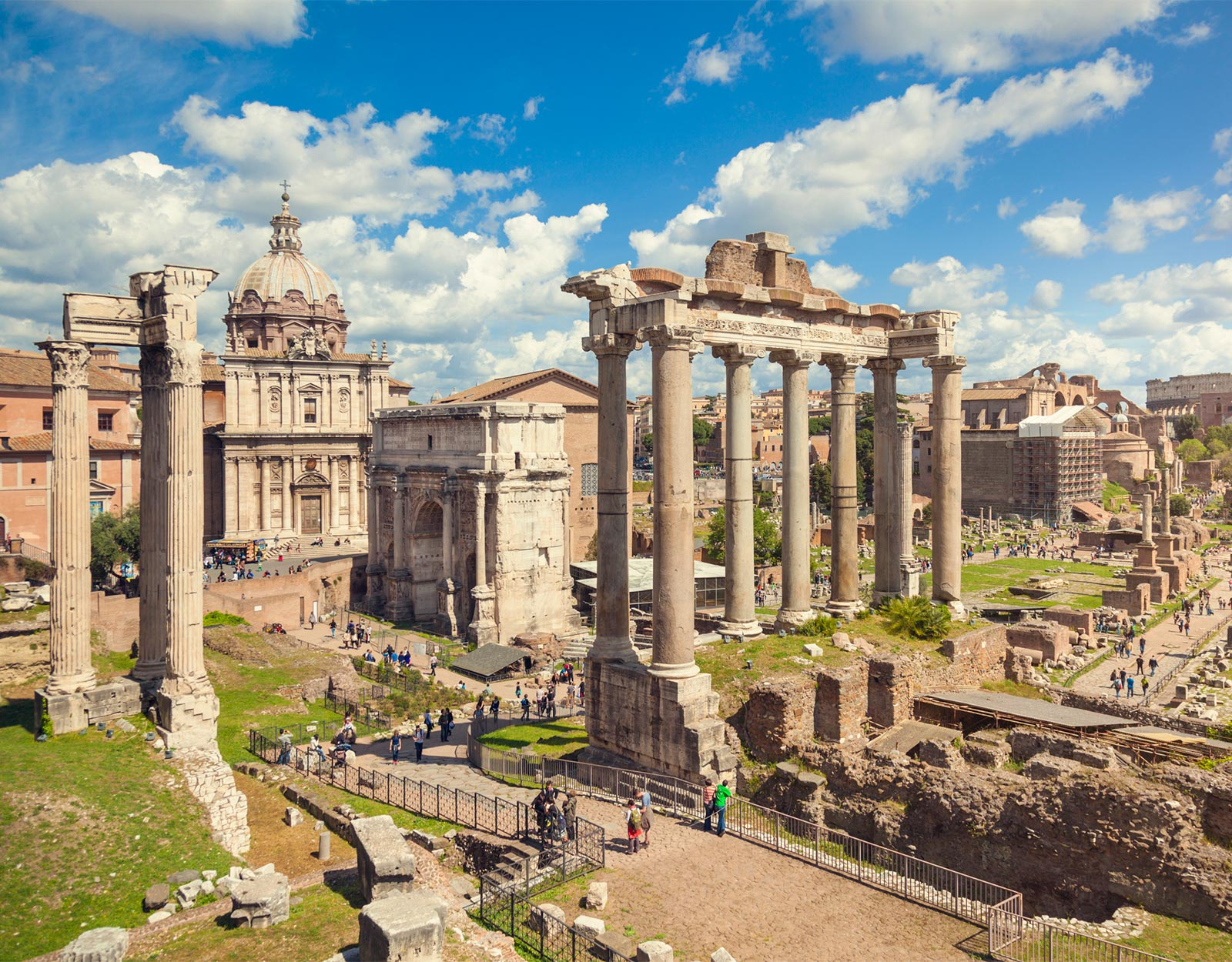 How to Spend Summer in Rome