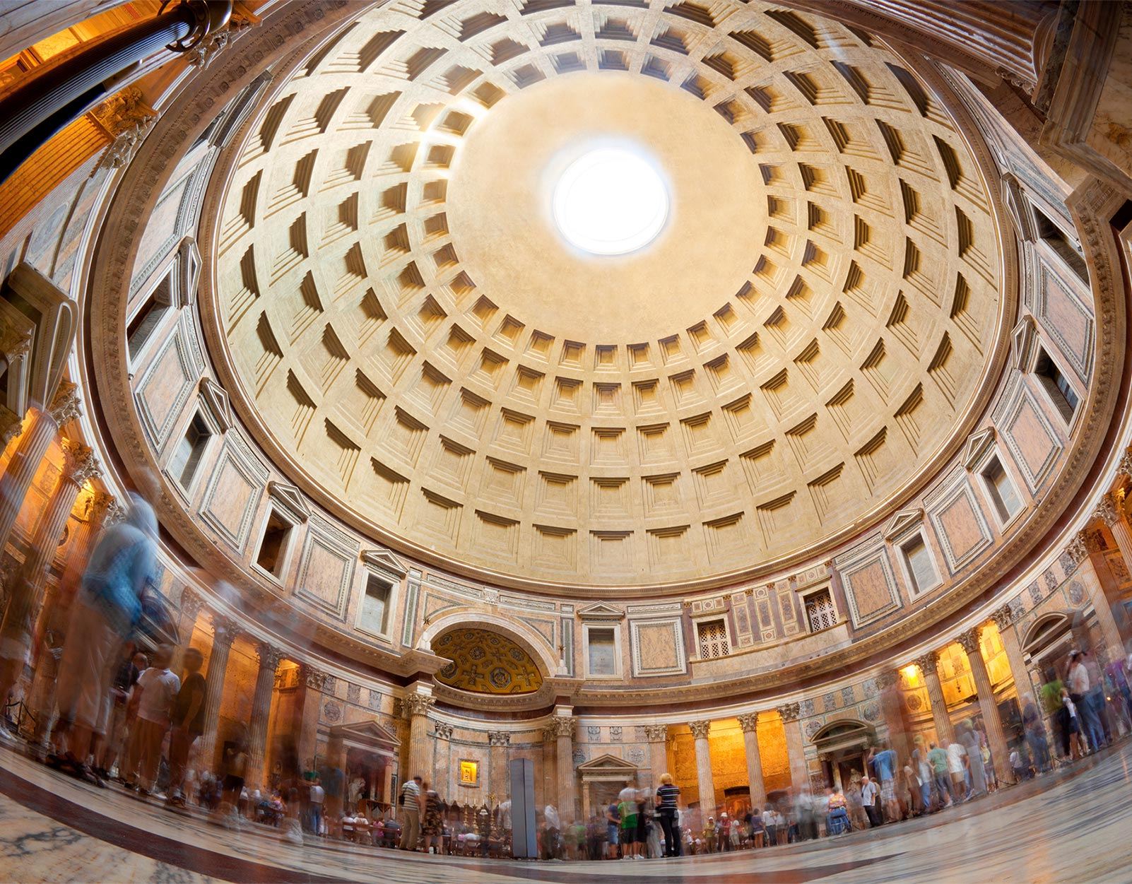 Pantheon in Rome