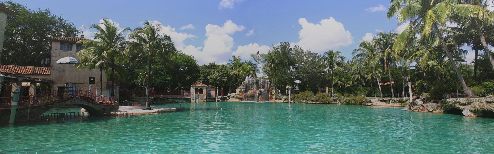 Venetian Pool de Miami