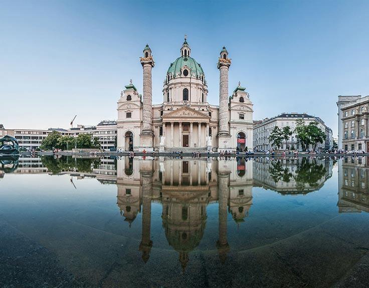 KalsKirche in Vienna