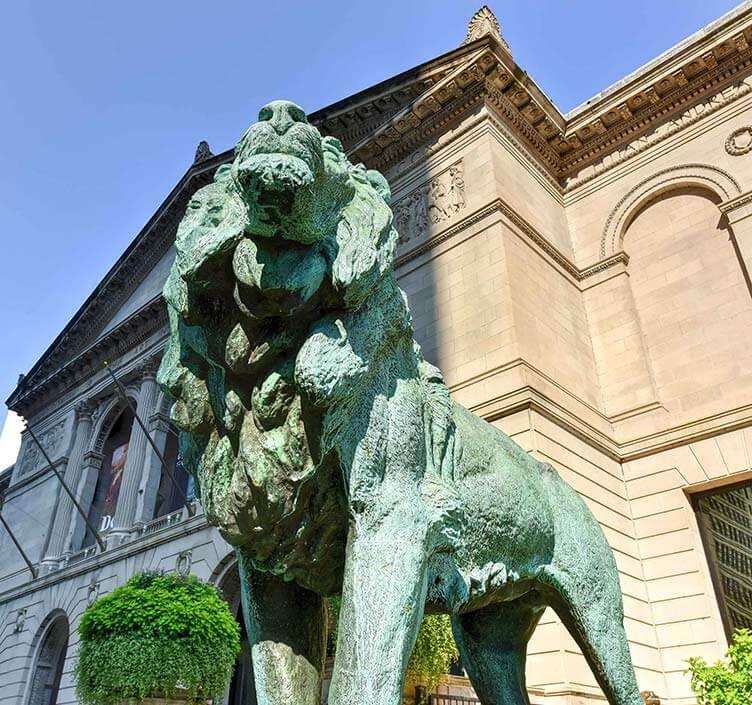 Art Institute in Chicago