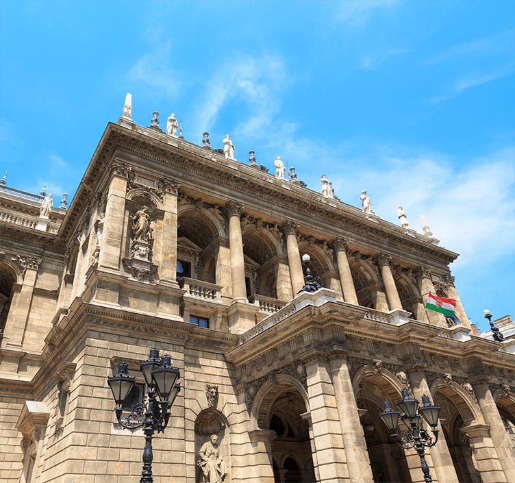 State Opera in Budapest