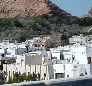 Ruwi in Muscat