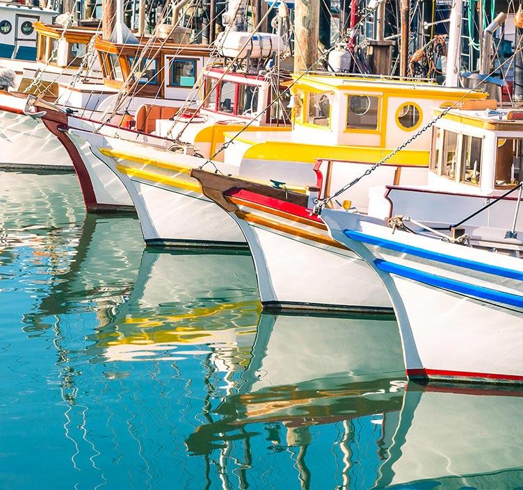 Fishermans Wharf in San Francisco