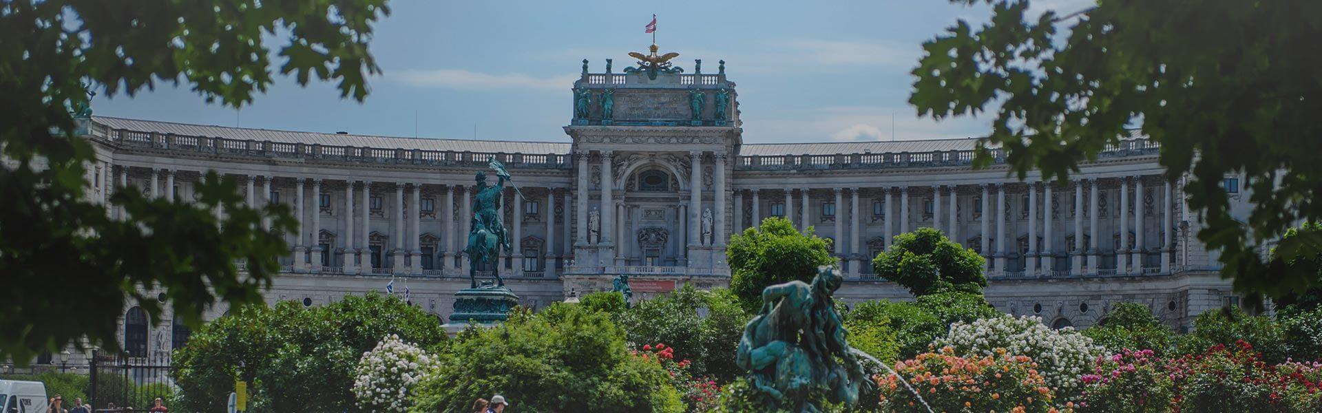 Volksgarten in Wien
