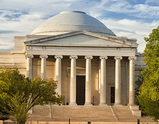 The National Gallery Museum in Washington DC