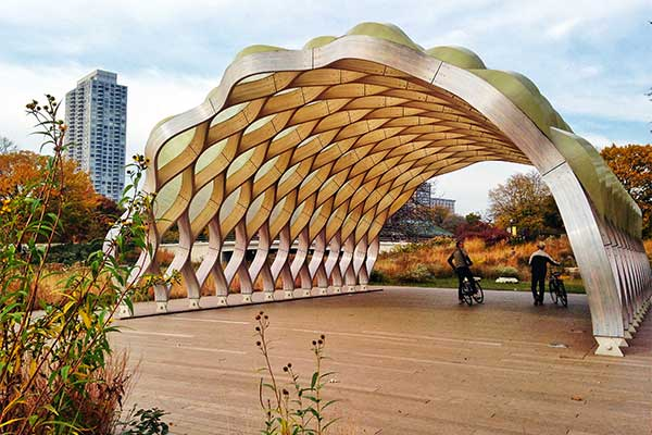 Pavilion - Lincoln Park Zoo