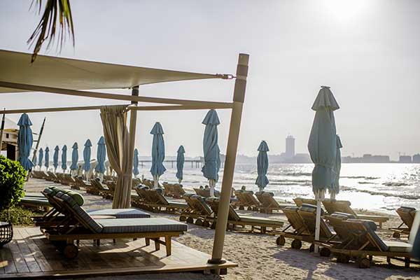 Beachfront bliss