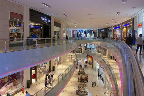 Shopping Dubai Mall