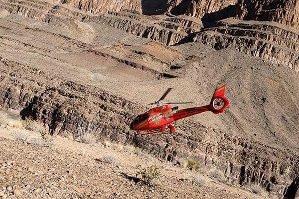 Helicopter Tour- Grand Canyon