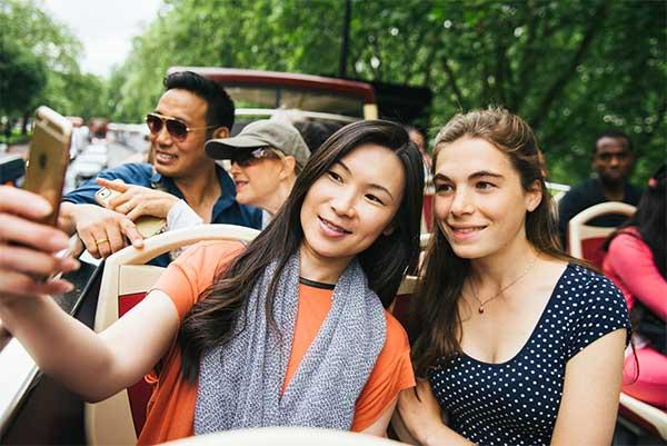 Selfie - Big Bus Tours